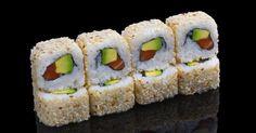 Recette de Maki california. Facile et rapide à réaliser, goûteuse et diététique. Ingrédients, préparation et recettes associées.