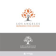 Generic & overused logo designs sold - LOS ANGELES REPRODUCTIVE CENTER