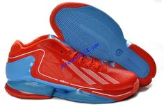 hot sale online 6d431 2bc96 Adizero Crazy Light 2 Low Max Orange Adidas Blue Glow G59168 Derrick Rose  Shoes 2013 65.