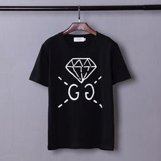 Hand Drawn GG Diamond Tee