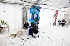 Copenhagen School of Design and Technology- pretty awesome spaces!! KEA Life :: kea.dk