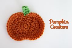Another season, another set of coasters! You can find the free pattern for these pumpkin coasters here on Ravelry. The pattern is really easy and I whipped them up in about an hour or so. I asked o...