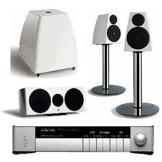 Meridian Digital Theater System: good-looking AND tech-loaded