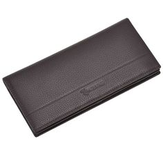Men's Long Leather Wallet. reg $39.95. NOW $24.95 only!