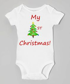 MY FIRST CHRISTMAS Baby Bodysuits, Tees, Christmas, Holidays, Santa, Elves, Candy Cane, Toys, Infant, Children, Twins,Newborn by EmbryLu on Etsy
