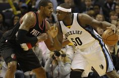 NBA Western Conference betting road map: Injuries impacting Grizzlies-Blazers series - 04-20-2015