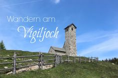 #Wandern am #Vigiljoch in #Südtirol