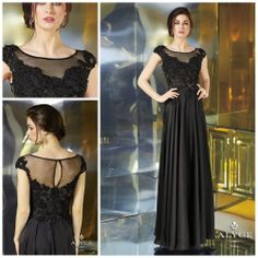 2014 MOTHER OF THE BRIDE DRESSES | ... Mother of the bride dress Long fashion prom gowns evening dre(China
