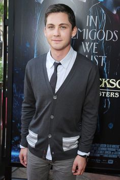 'Percy Jackson' Star Logan Lerman on the Action-Packed Sequel in percy Jackson luv that movie in Demi gods we trust luv u logan :))))