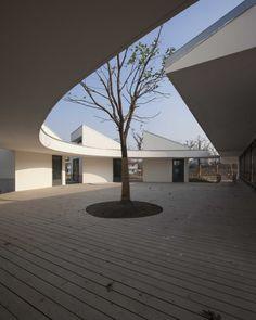 Daidai Pavilion / Pro-Form Architects