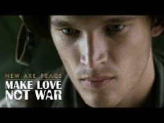Axe Peace - Make Love Not War