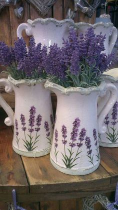 Lavender for each Table
