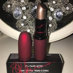 Mac lipstick - viva glam Rihanna 2 Brand new in the box. Never swatched or tested. Limited and SOLD OUT. Price reflects that MAC Cosmetics Makeup Lipstick