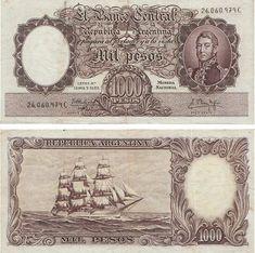 1000 pesos moneda nacional Vintage Frases, Money Worksheets, World Coins, Arte Popular, Retro, Samurai, Design Art, Vintage World Maps, Nostalgia