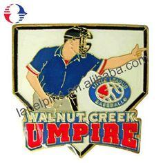 US Little League Baseball Umpire Pin #baseball, #team