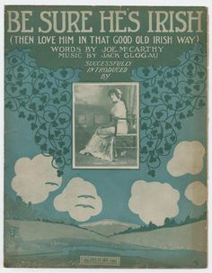 Happy Valentine's Day, everyone! Some sound advice from Joe McCarthy and Jack Glogau (1912). #sheetmusic #valentinesday