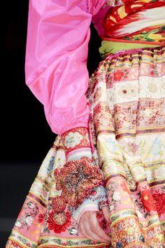 Kenzo Spring 2011 - Details