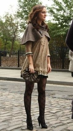 Blair Waldorf- Must Pie dress