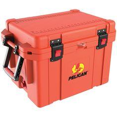 35-Quart ProGear(TM) Elite Cooler (Bright Orange) - PELICAN - 32-35Q-CC-ORG
