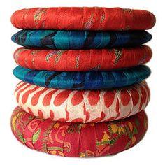 Sari bangles (BA54) House of Wandering Silk