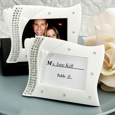 Change the frame design and maybe do a photo booth so guests can take a framed picture home with them