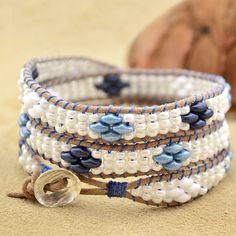 Seashore- Deep Blue – Beadshop.com