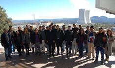 Visita a la central nuclear. Marina Bay Sands, Stage, Travel, Guadalajara, Viajes, Destinations, Traveling, Trips
