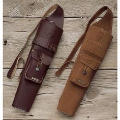 Or this archery quiver