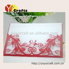 2013 hot sale wedding favor laser cut baby souvenir handmade wedding invitation card  for USA-in Event  Party Supplies from Home  Garden on Aliexpress.com $90.00
