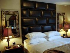 unique headboards leather u0026 nailhead unique upholstered king headboard bedroom designs