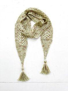 June YarnYAY! Box Tassel Necklace, Beaded Bracelets, Skinny Scarves, Free Summer, Knit Or Crochet, Bracelet Designs, Vintage Inspired, Pattern Design, Chevron
