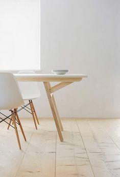 Table + Dining - Nils Holger Moormann