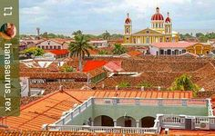 http://OkGranada.com #Follow @hanasaurus_rex: La ciudad de mis sueños #Granada #Nicaragua #ILoveGranada #AmoGranada #Travel #CentralAmerica #GranadaNicaragua