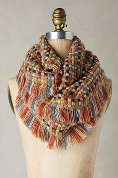 Cold-weather accessories at anthropologie