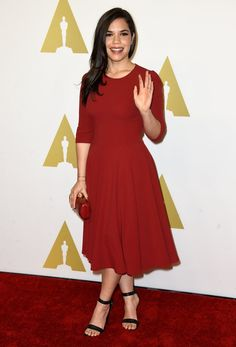 Pin for Later: Stars Kick Off the Oscars Excitement With the Nominees Luncheon