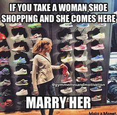 Ive got my eye on a few new Nikes! Gotta get um!