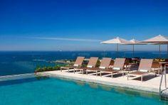 Miramar Hotel Pool Rio De Janeiro Brazil