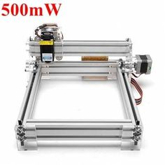 500mW Desktop DIY Violet Laser Engraving Machine Picture CNC Printer Sale-Banggood.com