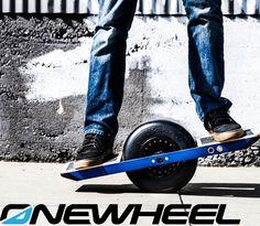 Genuine OneWheel Electric Self Balancing Off Road Skateboard One Wheel ...