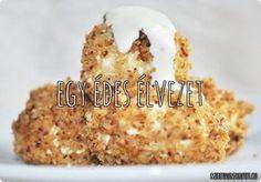 A zabpelyhes túrógombóc is azon receptek közé tartozik, melyeket egyszerűen nem lehet elfejteni, ezt a kitüntetést pedig természetesen nem mással, mint az ínycsiklandó ízével érdemelte ki.Az, hogy… Healthy Sweets, Food And Drink, Low Carb, Rice, Cooking, Breakfast, Desserts, Recipes, Drinks