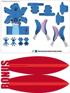 Disney | Paper-Toys.eu Disney | Just another Papertoy site