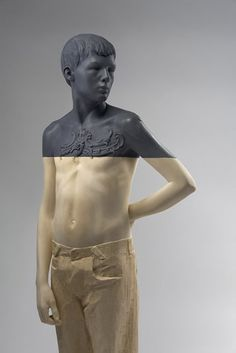 Artist: Willy Verginer (Italy)    Material: wood