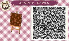 【QRコード共有】 とびだせどうぶつの森 【マイデザイン】 素材屋(壁、床) - NAVER まとめ