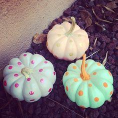 Manualidades para Halloween: Decoración de calabazas