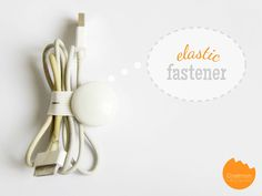 DIY Tutorial: Elastic Fastener | onelmon  Good craft for using up button elastic.