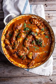 Aromatic, flavourful and super easy. This chicken curry is a winner on all…