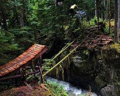 Mountain biking Please follow us @ https://www.pinterest.com/wocycling/
