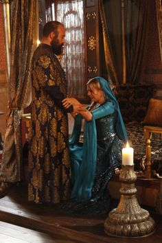 The Magnificent Century - Hürrem Sultan and Sultan Süleyman