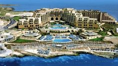 Malta's most luxurious hotels.
