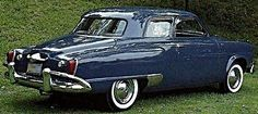 1950s Cars - Studebaker champion